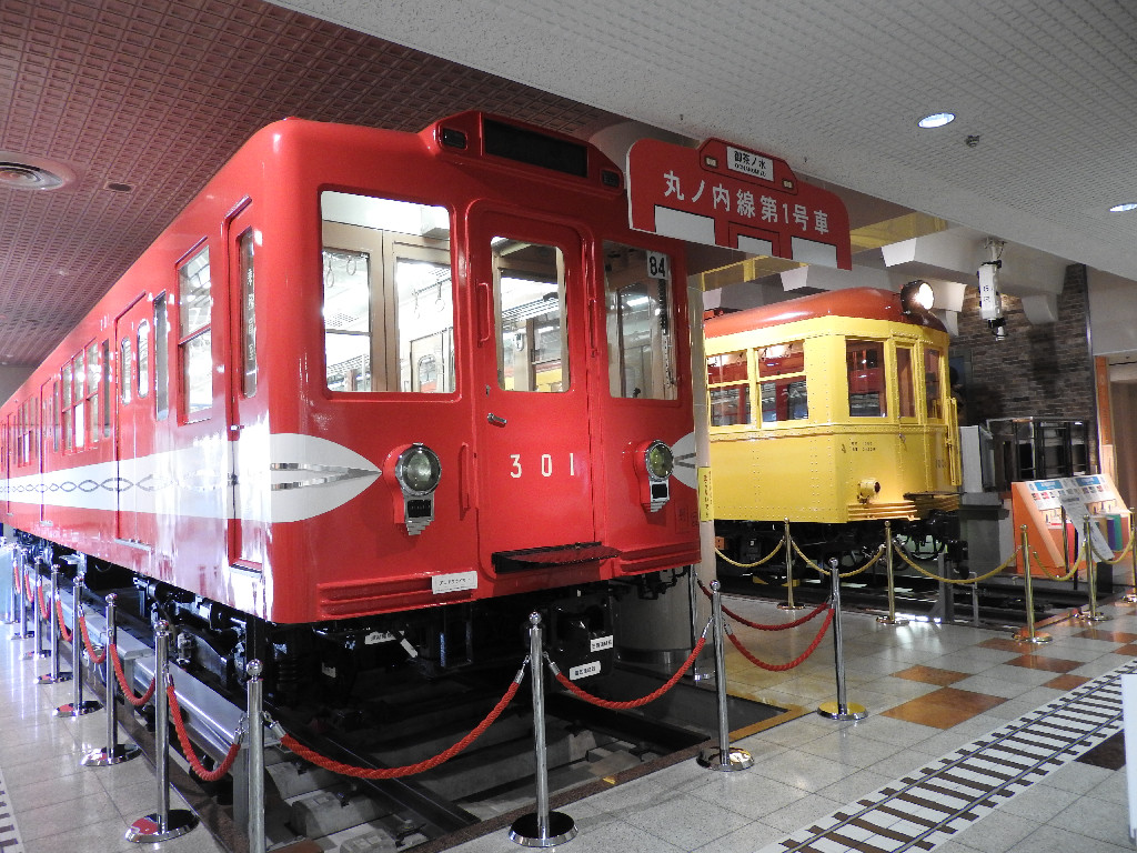 博物館 地下鉄 地下鉄博物館(葛西)でシミュレーター運転体験!「ちかはく」を遊び尽そう